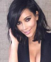 Kim Kardashian Hair Feature