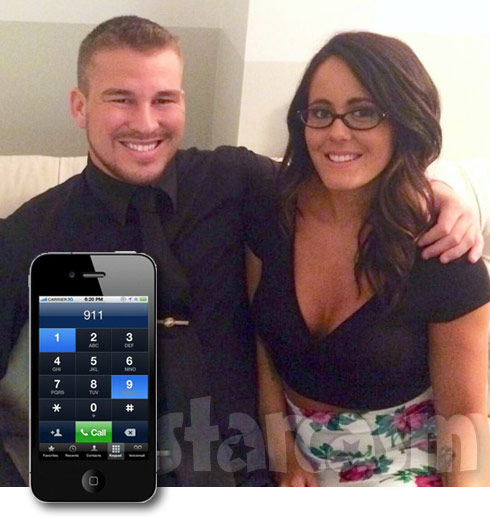 Nathan Griffith Jenelle Evans 911 call