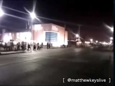 Ferguson Shooting: Two Police Officers Shot At Protests