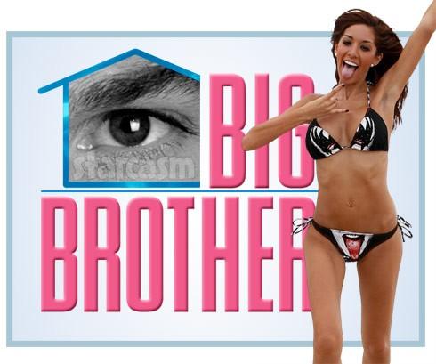 Farrah Abraham Celebrity Big Brother UK