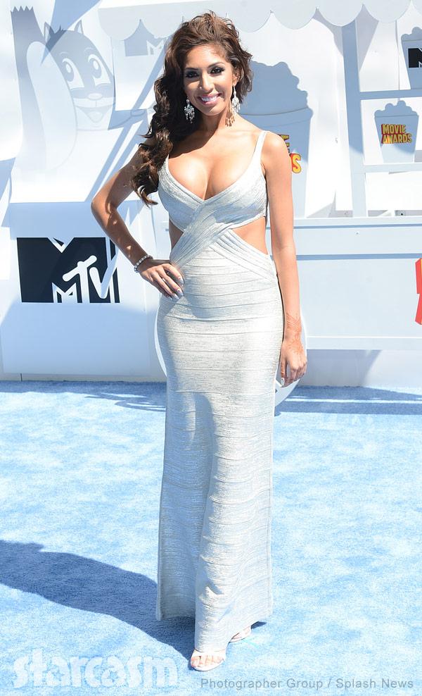 Farrah Wedding Dress 14 Best Farrah Abraham MTV Movie
