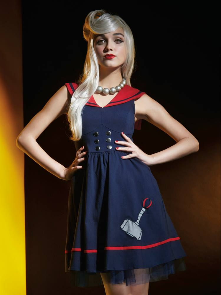 Video Photos Hot Topic Launches Marvel Avengers Line Of