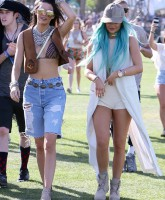 Kendall and Kylie Coachella 2015