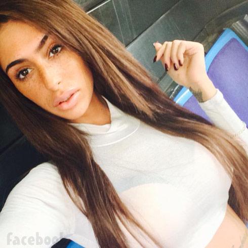 Linsey Jade Berardi from Bad Girls Club 12 dies at the age of 22
