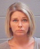 Mug Shot Rachel Lehnardt