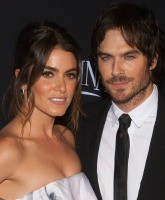 Nikki Reed and Ian Somerhalder Feature