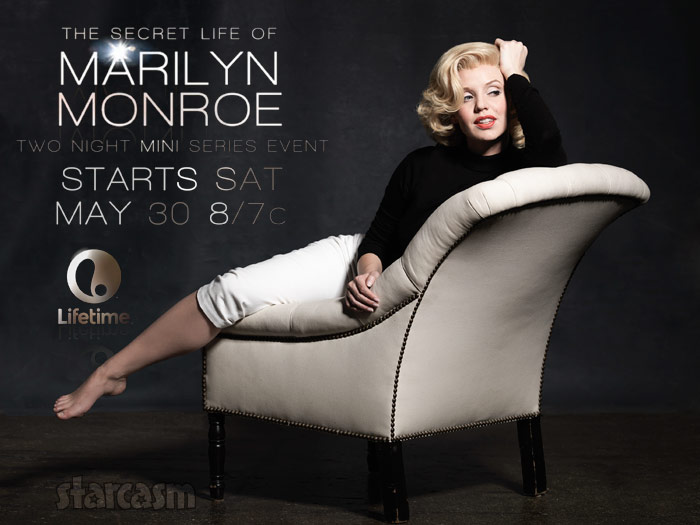 Video The Secret Life Of Marilyn Monroe Lifetime