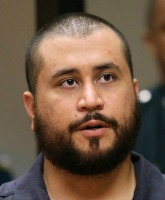George Zimmerman Shot Feature