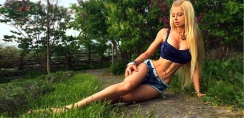 Human Barbie Valeria Lukyanova