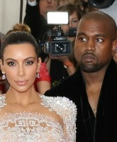 Kim Kardashian and Kanye West Feature