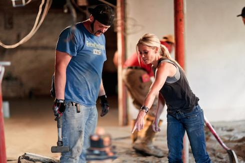 nicole curtis the popular star of diy network program rehab addict has led a varied and interesting which was hardly centered around