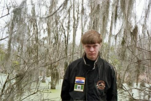 Dylann Roof Charleston Shooter