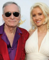 Hugh Hefner and Holly Madison Feature