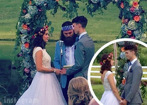 Jon robertson wedding