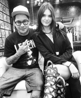 Kendall tattoo parlor