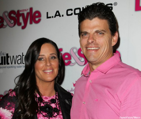Patti Stanger and David Krause