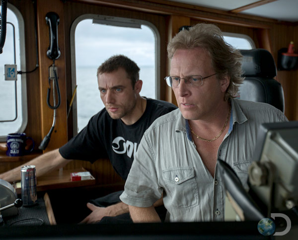 EXCLUSIVE Deadliest Catch's Jake Anderson on being a dad