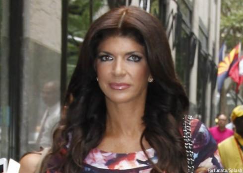 Teresa Giudice Ordered to Pay Govt