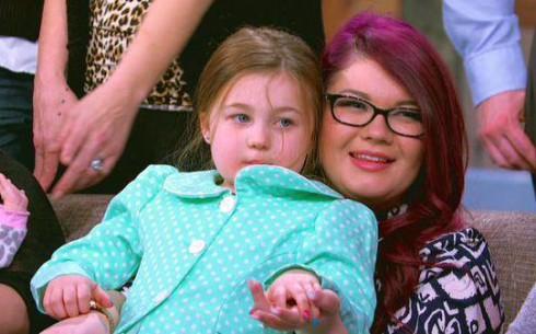 Amber Portwood Custody Battle