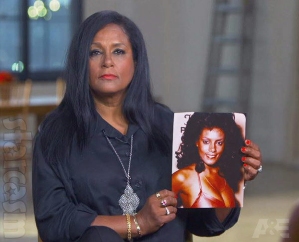 Bill Cosby accuser Sarita Butterflied