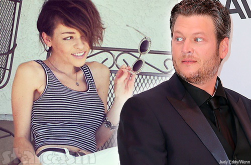 blake shelton cady groves update are alleged mistress cryptic tweets about miranda