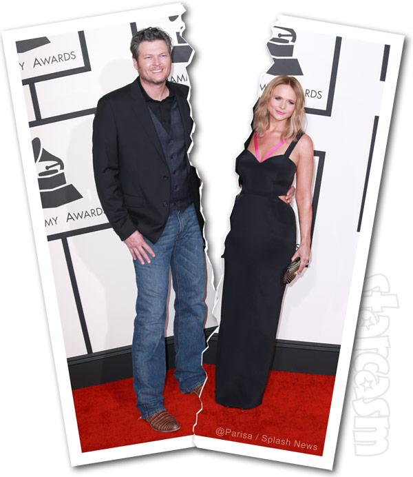 Why Is Miranda Lambert Divorcing Blake Shelton