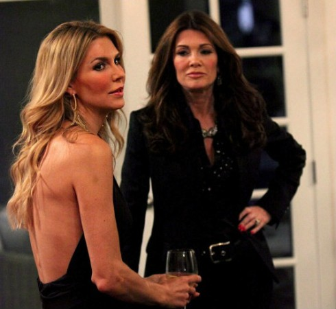 Brandi Glanville and Lisa Vanderpump