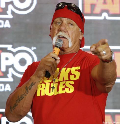 Hulk Hogan Racist Rant