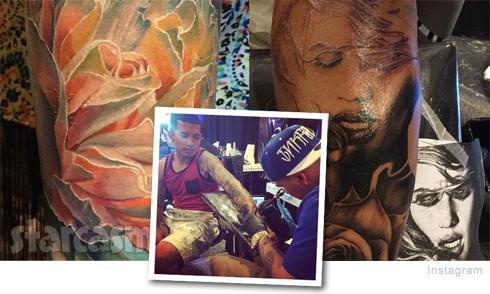 Teen Mom 2 Kail and Javi Tattoos