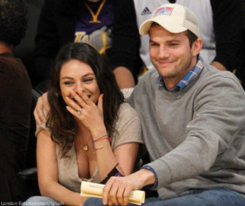 Mila Kunis and Ashton Kutcher Married