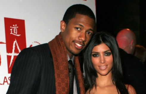 Nick Cannon and Kim Kardashian Dating Photo Feature