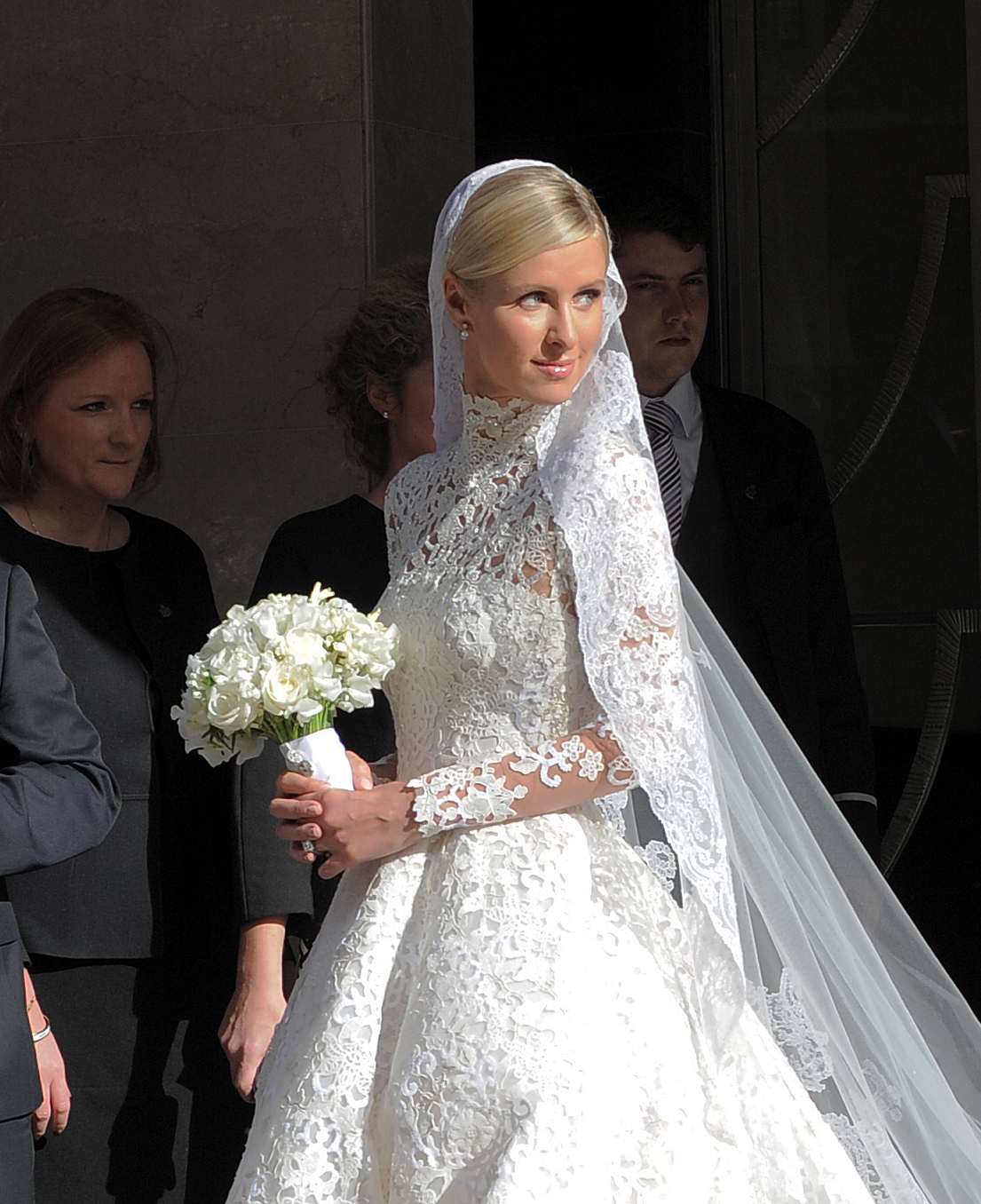 Who Did Nicky Hilton Marry Who Is Nicky Hilton S Husband
