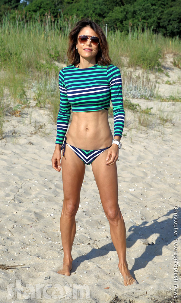 bethenny frankel height