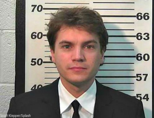 Emile Hirsch Mug Shot FT