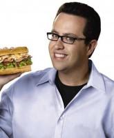 Jared Fogle in Subway Ad