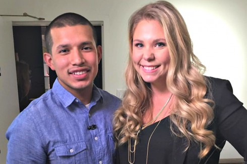 Javi Marroquin and Kailyn Lowry Together 2015