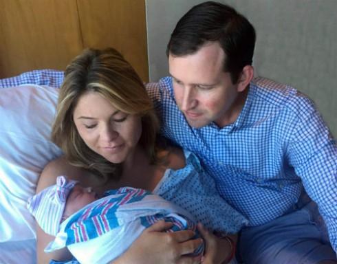 Jenna Bush Hager New Baby