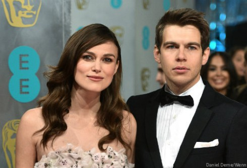 Keira Knightley and James Righton - Baby's Name