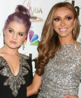 Kelly Osbourne and Giuliana Rancic Feud TN