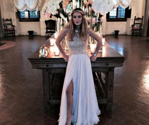 Lindsay Lohan Wedding Drama
