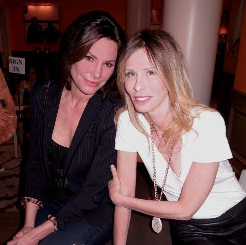 Luann and Carole