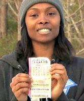 Marie Holmes Lottery Winner TN