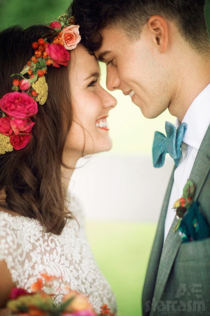Official Mary Kate and John Luke wedding photos