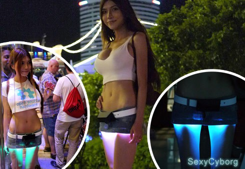 SexyCyborg_underlit_LED_miniskirt_490