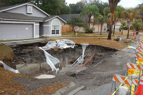 Sinkholes In Myrtle Beach Sc