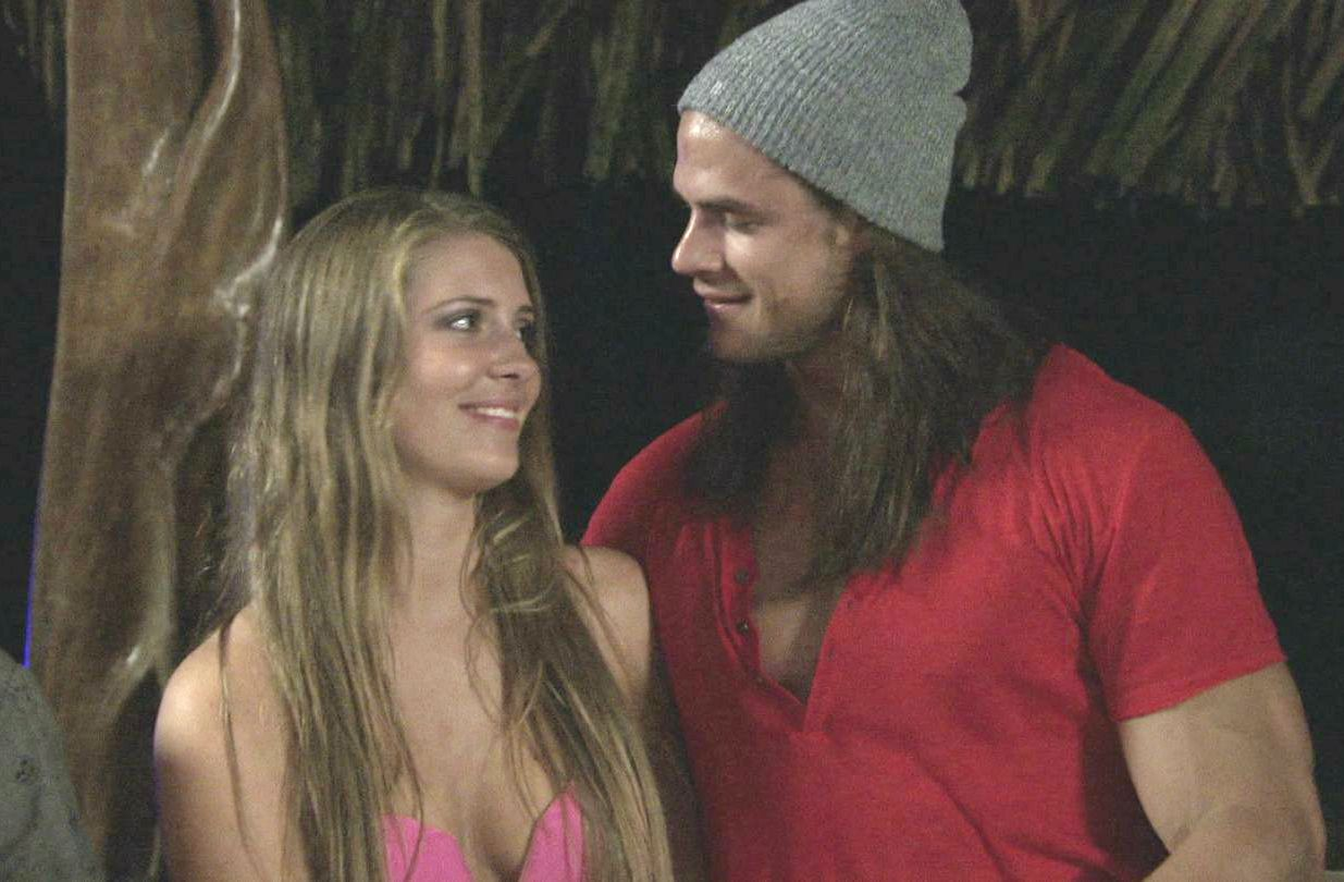 Zach And Jenna The Challenge Hookup