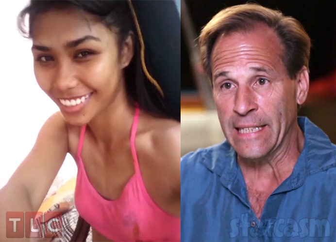 90 Day Fiance Mark and Nikki fromt he Philippines