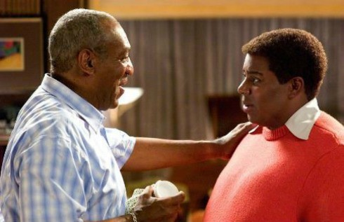 Bill Cosby Kenan Thompson on Fat Albert