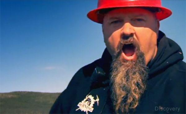 Gold Rush Todd Hoffman scream