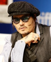 2015 Toronto International Film Festival - 'Black Mass' - Press Conference  Featuring: Johnny Depp Where: Toronto, Canada When: 14 Sep 2015 Credit: WENN.com  **Not available for publication in Germany**